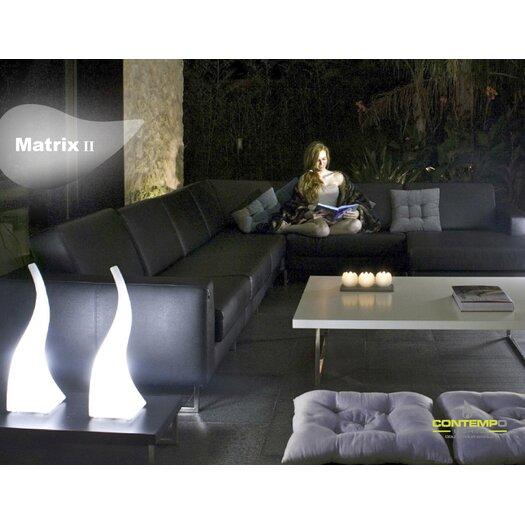 "Contempo Lights Inc LuminArt Matrix II 22"" H Table Lamp"