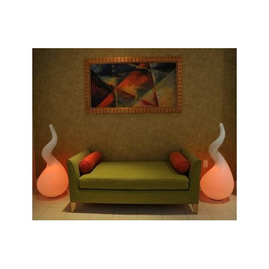 Contempo Lights Inc LuminArt Synergy Floor Lamp