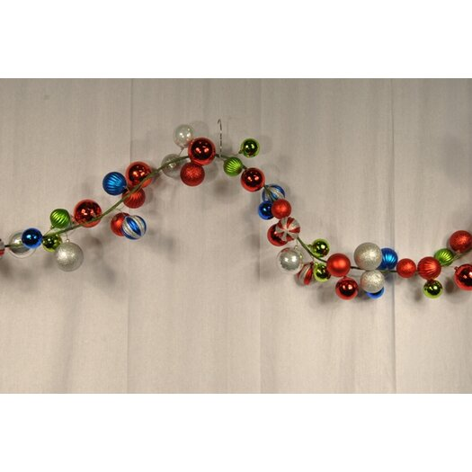 Queens of Christmas Ball Garland