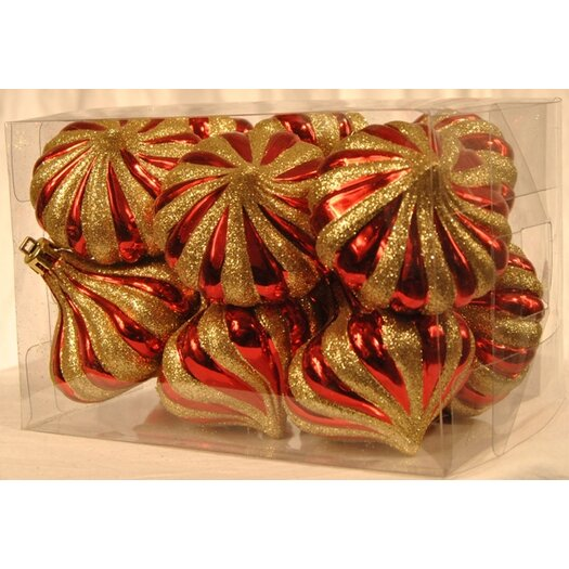 Queens of Christmas Onion Ornament