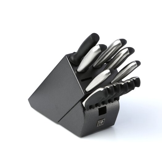 Zwilling JA Henckels International Fine Edge Synergy 13 Piece Cutlery Block Set