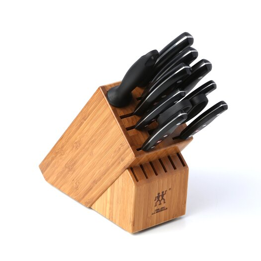 Zwilling JA Henckels Twin Signature 11 Piece Cutlery Block Set