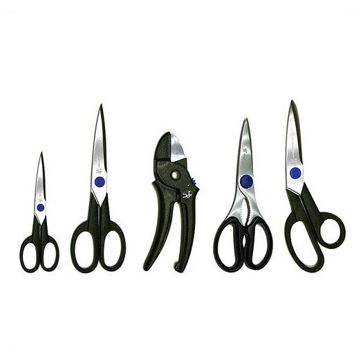 Zwilling JA Henckels International 5 Piece Scissors Set