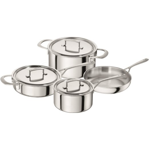 Zwilling JA Henckels Sensation 7-Piece Cookware Set