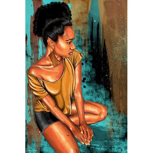 "Maxwell Dickson ""Alexandra"" Painting Prints on Canvas"