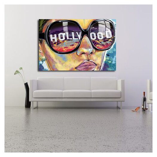 Maxwell Dickson Land of Dreams Painting Print on Canvas