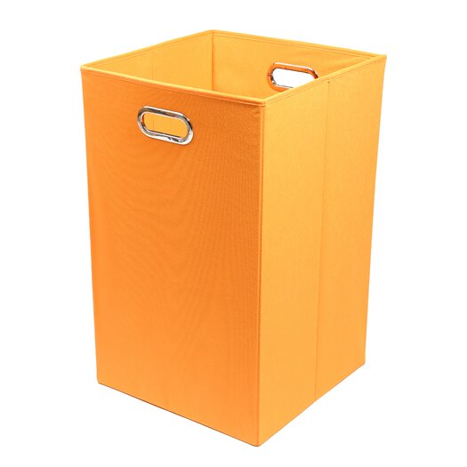Modern Littles Bold Red Folding Storage Bin