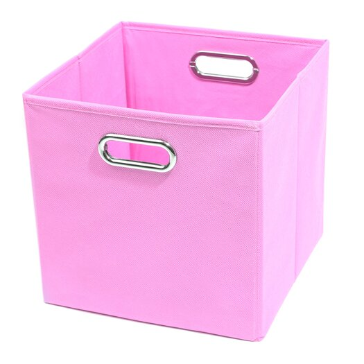 Modern Littles Rose Folding Storage Bin