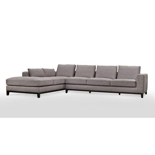 Volo Design, Inc Kellan Left Sectional Sofa