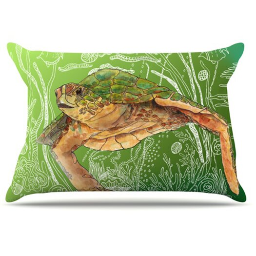 KESS InHouse Shelley Pillowcase