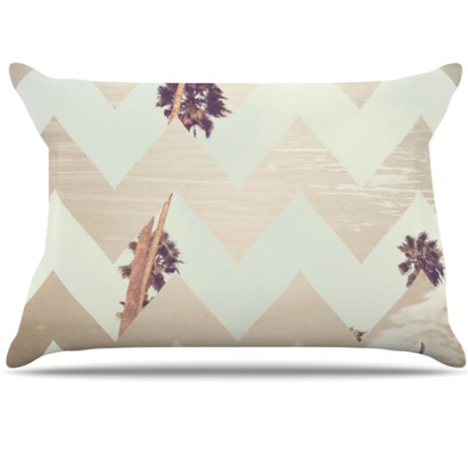 KESS InHouse Oasis Pillowcase