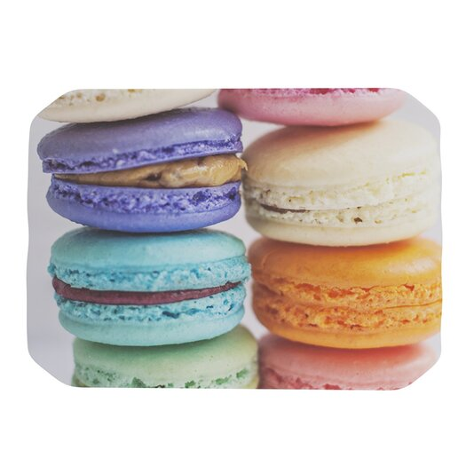 KESS InHouse I Love Macaroons Placemat