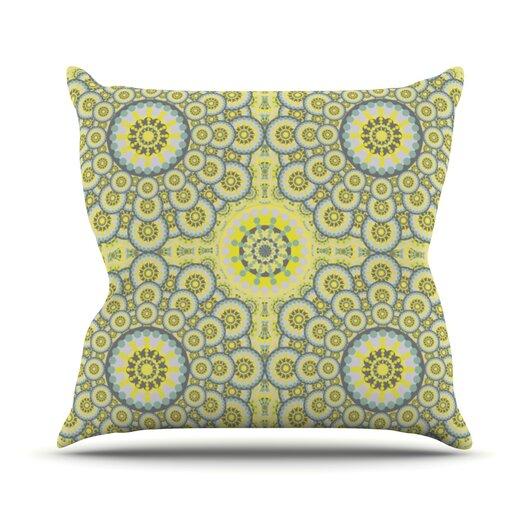 KESS InHouse Multifaceted Throw Pillow