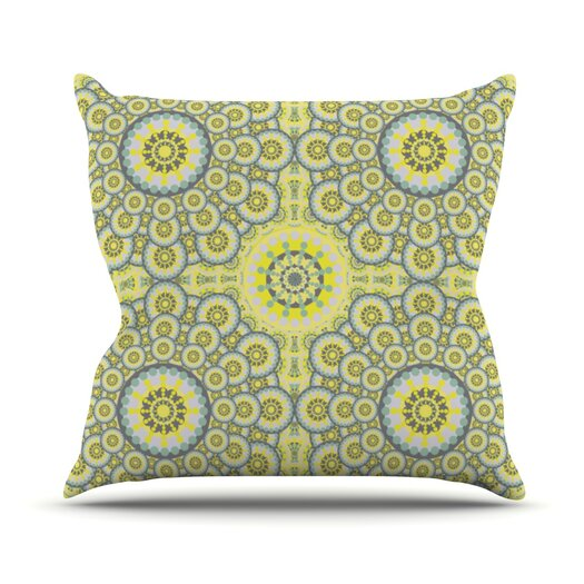 KESS InHouse Multifaceted Throw Pillow