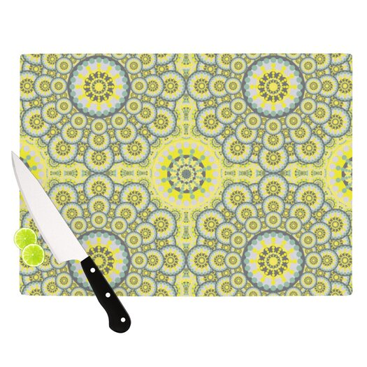 KESS InHouse Multifaceted Cutting Board