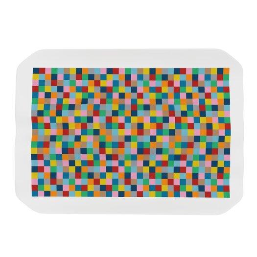 KESS InHouse Colour Blocks Placemat