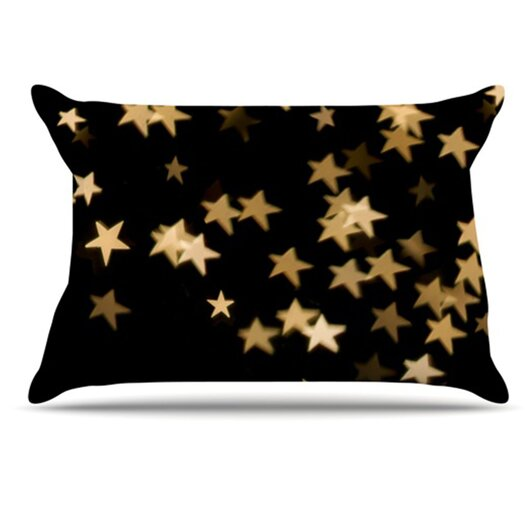 KESS InHouse Twinkle Pillowcase