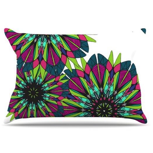 KESS InHouse Bright Pillowcase