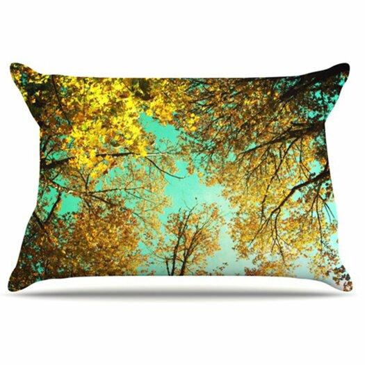 KESS InHouse Vantage Point Pillowcase