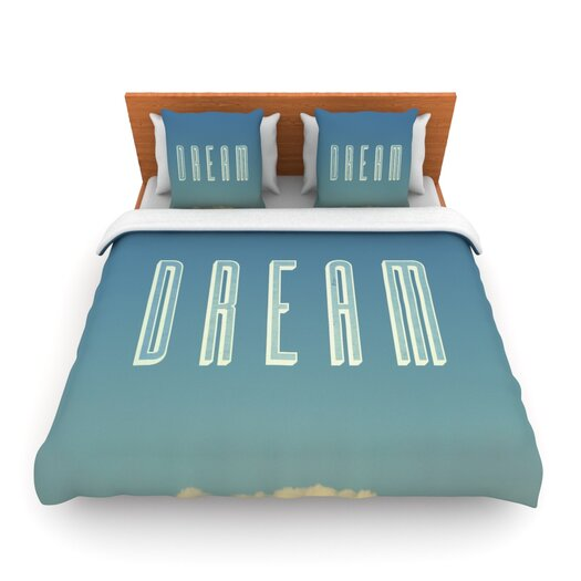KESS InHouse Dream Print Duvet