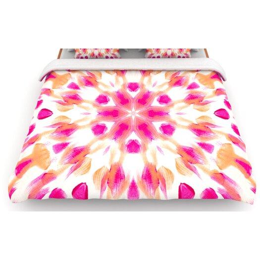 KESS InHouse Batik Mandala Duvet