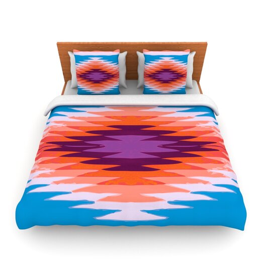 KESS InHouse Surf Lovin Hawaii Duvet Cover