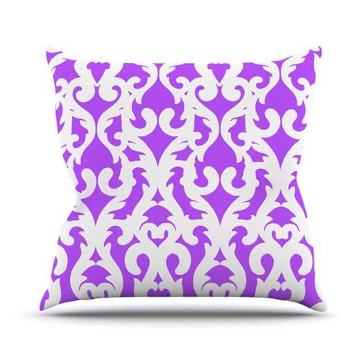 KESS InHouse Modern Baroque Throw Pillow