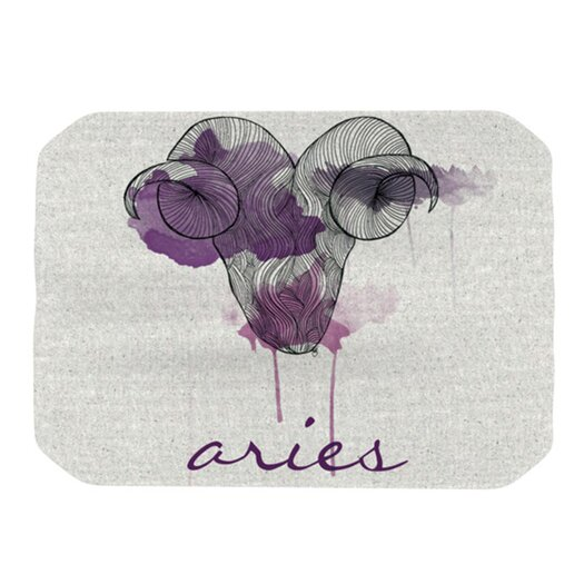 KESS InHouse Aries Placemat