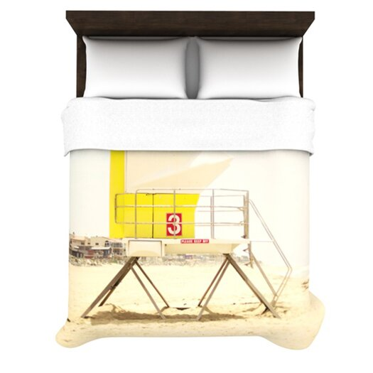 KESS InHouse Tower Duvet