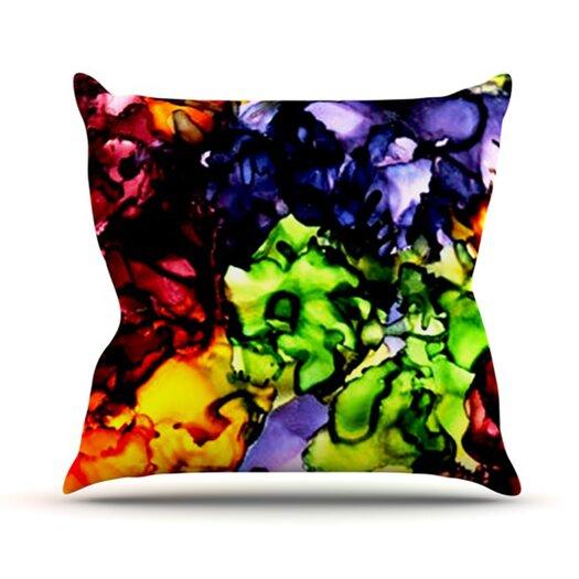 KESS InHouse Teachers Pet Throw Pillow