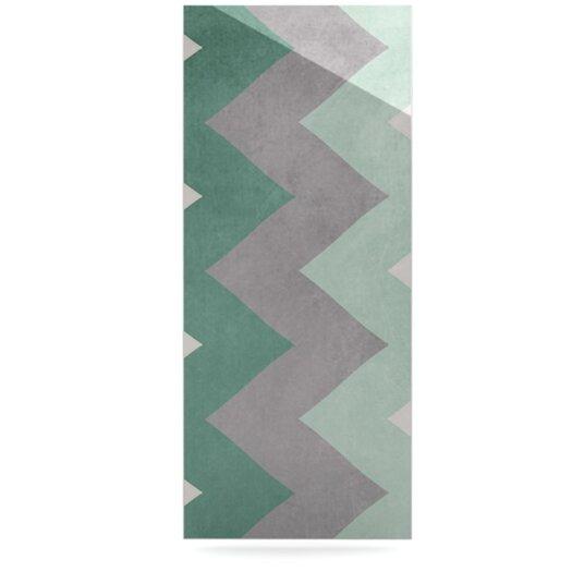KESS InHouse Winter by Catherine McDonald Graphic Art Plaque