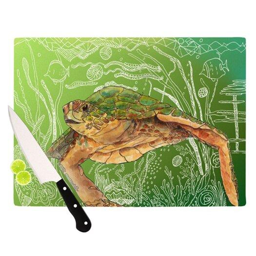 KESS InHouse Shelley Cutting Board