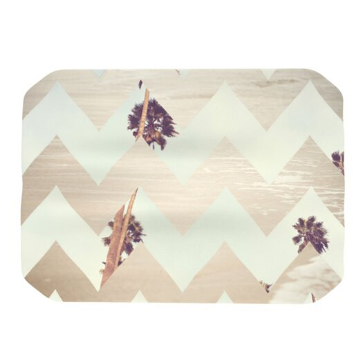 KESS InHouse Oasis Placemat