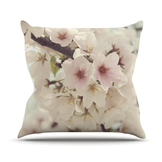 KESS InHouse Divinity Throw Pillow