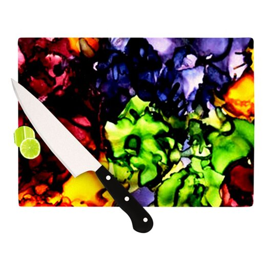 KESS InHouse Teachers Pet Cutting Board