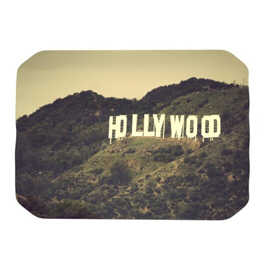 KESS InHouse Hollywood Placemat