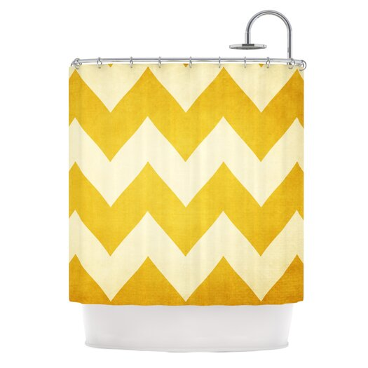 KESS InHouse 1932 Polyester Shower Curtain