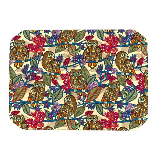 KESS InHouse My Boobooks Owls Placemat