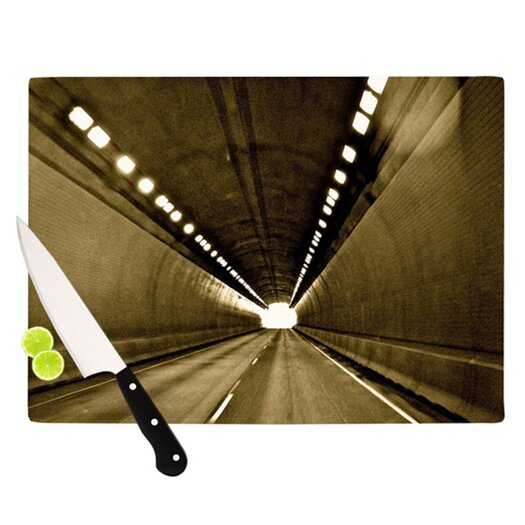 KESS InHouse Tunnel Cutting Board