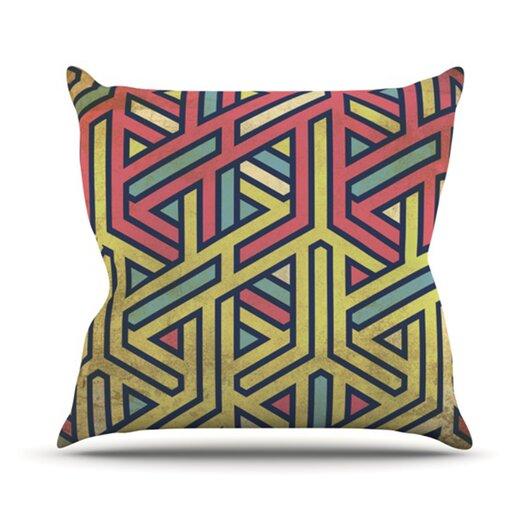 KESS InHouse Deco Throw Pillow