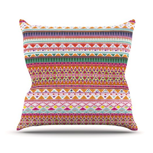 KESS InHouse Chenoa Throw Pillow