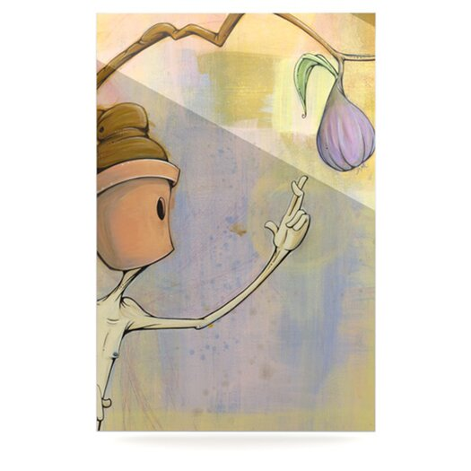 KESS InHouse Fruit by Matthew Reid Graphic Art Plaque