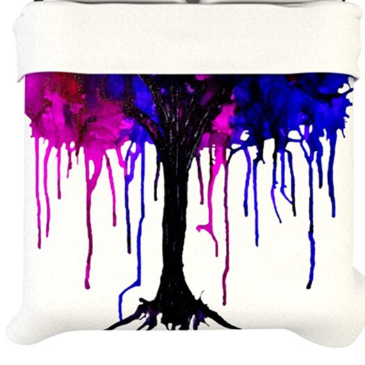 KESS InHouse Weeping Willow Duvet