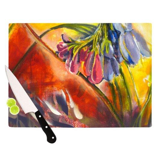 KESS InHouse Progression Cutting Board