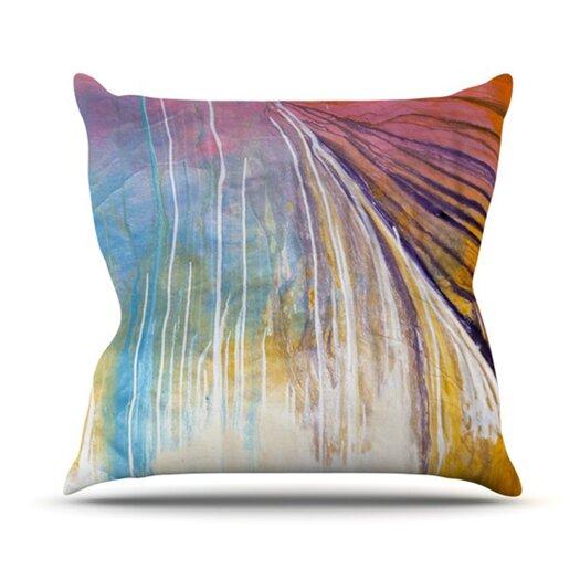 KESS InHouse Sway Throw Pillow