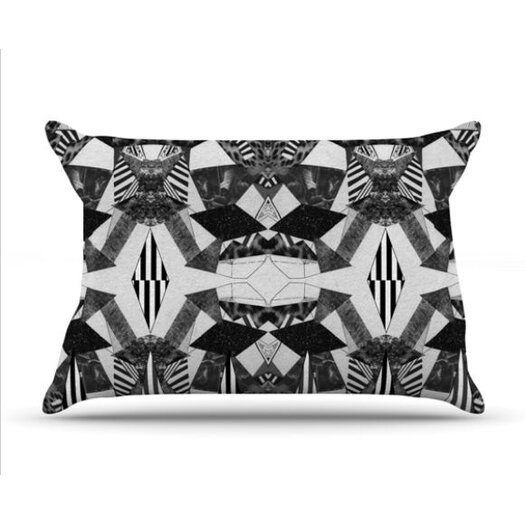 KESS InHouse Tessellation Pillowcase