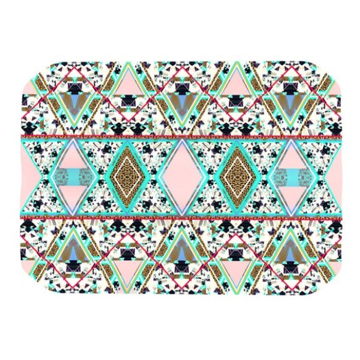 KESS InHouse Deco Hippie Placemat