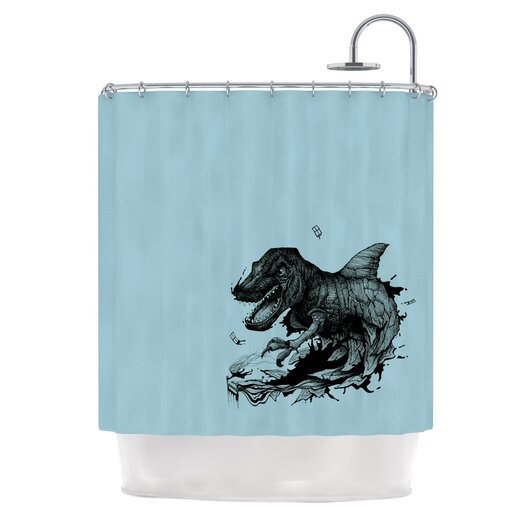 KESS InHouse The Blanket II Polyester Shower Curtain