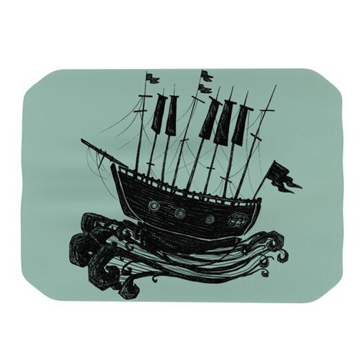 KESS InHouse Ship Placemat