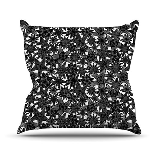 KESS InHouse My Dreams Throw Pillow